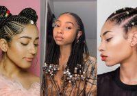 Fresh 50 best cornrow braid hairstyles to try in 2020 all things Women Hair Styles For Braid Ideas