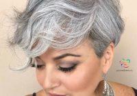 Fresh 50 fabulous gray hair styles julie il salon Short Haircuts For Salt And Pepper Hair Inspirations