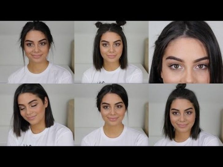 Permalink to 9 Beautiful Hairstyles For Back To School Short Hair Ideas