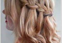 Fresh 97 interesting braids for short hair 2020 Simple Hair Braids Styles Ideas