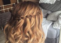 Fresh awesome 50 Hairstyles For Short Curly Hair For Prom Inspirations