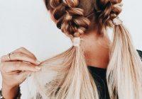 Fresh braided balayage pigtails cool braid hairstyles hair Cute Braid Hair Styles Ideas
