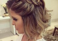 Fresh rock prom night with these 50 cool as you can get hairstyles Hairstyles For Short Curly Hair For Prom Ideas