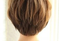 Fresh short haircuts view from the back 15 Back View Of Short Layered Haircuts Ideas