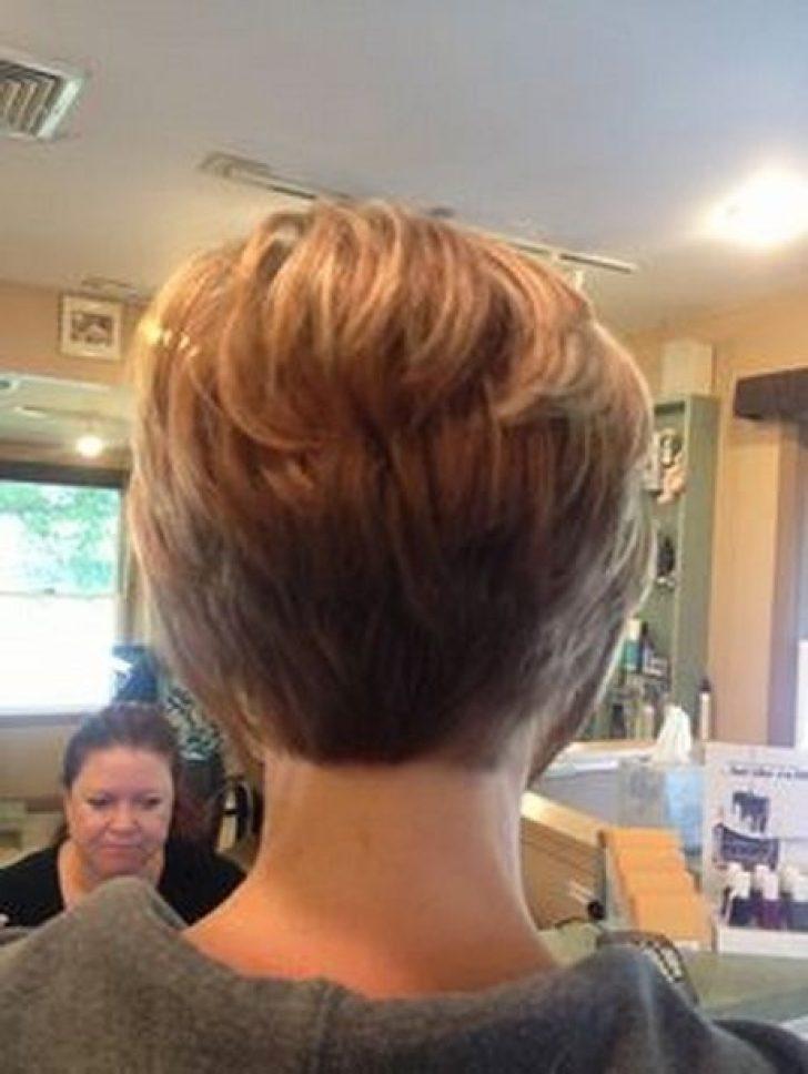 Permalink to Fresh Very Short Stacked Bob Haircuts