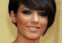 pin on beauty Hairstyles For Round Faces And Thick Hair Short Ideas