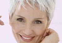 pin on hair style ideas Short Pixie Haircuts For Older Women Choices