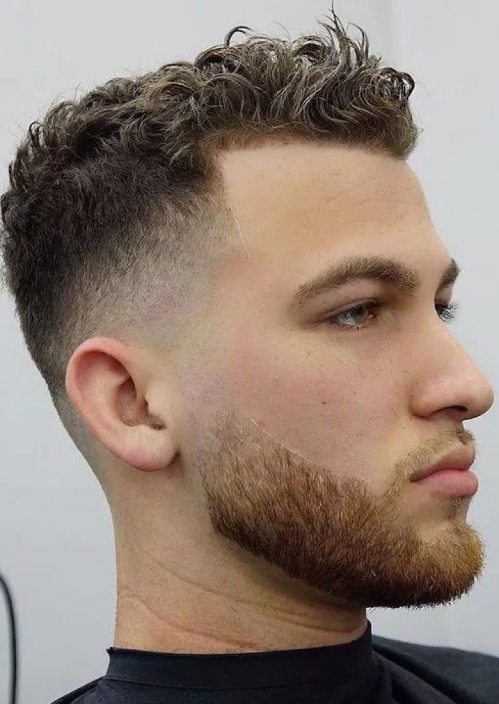 Permalink to 10 Fresh Haircuts For Short Curly Hair Guys Gallery