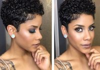 pin on natural hair styles Curly Styles For Short Black Hair Choices