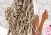 Stylish 10 pretty braided hairstyles for wedding wedding hair Braid Hairstyles For Wedding Inspirations