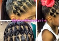 Stylish 133 gorgeous braided hairstyles for little girls Braided Hairstyles Female Choices