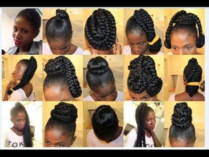 Permalink to Elegant Quick Hairstyles For Black Short Hair Ideas