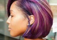 Stylish 23 beautiful medium hairstyles for black women hairiz African American Colored Hairstyles Designs