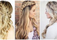 Stylish 25 effortless side braid hairstyles to make you feel special Braid Ideas For Hair Inspirations