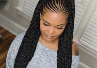 Stylish 41 best black braided hairstyles to stand out eazy glam Best Braids Hairstyles Choices