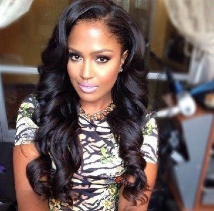 Permalink to African American Long Hair Styles Inspirations