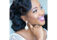 Stylish 50 best wedding hairstyles for black women 2020 cruckers African American Wedding Hairstyles For Medium Hair Ideas