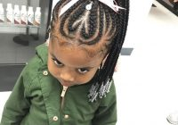 Stylish 50 most inspiring hairstyles ideas for little black girls AfricanAmerican Girl Braids