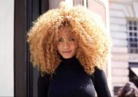 Stylish 56 best natural hairstyles and haircuts for black women in 2020 African American Natural Hairstyles For Long Hair Ideas