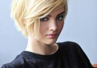 Stylish 75 graceful short side swept hairstyles for young girls Hairstyle For Short Hair With Side Bangs Inspirations