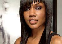 Stylish black hairstyles long hair essence African American Long Hair Styles Designs