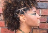 Stylish braided mohawk hairstyles for natural hair top looks all Mohawk Hair Braiding Styles Ideas