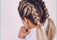 Stylish braided shoulder length hair 15 easy to use instructions Simple Braided Hairstyles For Medium Length Hair Inspirations