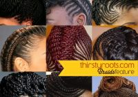 Stylish braids hair growth and length retention Best Braid Styles For Hair Growth Inspirations