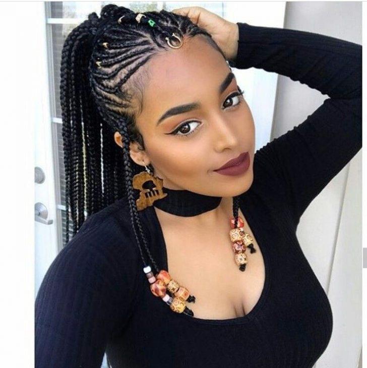 Permalink to 11 Elegant Black Hair Braid Styles Gallery