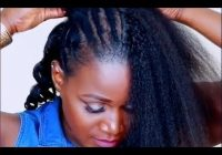 Stylish creative hairstyles with clip in hair extensions for black women African American Hairstyles With Extensions Ideas