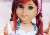 Stylish custom grace doll american girl doll hairstyles custom Hairstyles For American Girl Dolls Grace Ideas