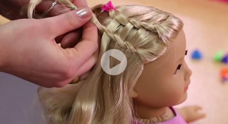 Permalink to 10 Stylish American Girl Doll Hair Styles Gallery