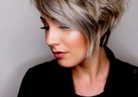 Stylish perfect short pixie haircut hairstyle plus size women round The Perfect Short Haircut Inspirations