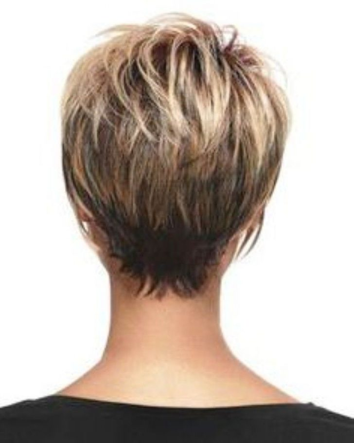 Permalink to 10 Beautiful Short Haircuts Back View Stacked Ideas