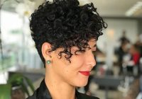Stylish short curly pixie haircuts curly pixie hairstyles curly Best Hairstyles For Curly Short Hair Ideas