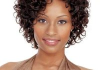 Stylish short curly weave hairstyles hair pinterest curly weaves Hairdos For Short Curly Hair Pinterest Choices