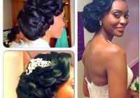Stylish south african bridesmaids hairstyles African American Hairstyles For Weddings