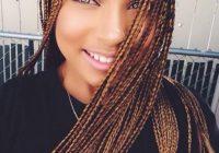 Stylish thin braids micro braids hairstyles hair styles braided African Braid Hairstyles For Thin Hair Choices