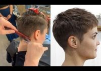 Stylish very short haircuts for women step step short hairstyles Super Short Haircuts For Women Inspirations