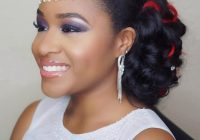 Trend 101 trendiest wedding hairstyles for black women in 2020 African Wedding Hairstyles Braids Ideas