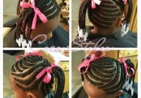 Trend 133 gorgeous braided hairstyles for little girls Girl Hair Braiding Styles Choices