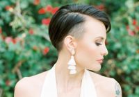 Trend 28 gorgeous wedding hairstyles for short hair this year Short Hairstyles For Wedding Guest Ideas