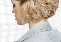 Trend 30 easy hairstyles for short curly hair the trend spotter Best Haircuts For Short Curly Hair Choices