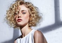 Trend 30 easy hairstyles for short curly hair the trend spotter Haircut For Short Curly Hair Female Choices