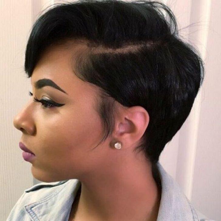 Permalink to 10 Fresh Cute Short Black Hairstyles Gallery