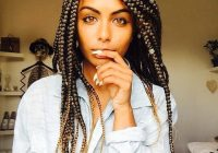 Trend 65 box braids hairstyles for black women in 2020 box Different Types Of Braids For African Americans Ideas