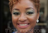 Trend african american short natural hairstyles Natural African American Hairstyles Designs