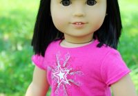 Trend americangirlfan doll hairstyle for short hair quick and Hairstyles For American Girl Dolls With Bangs Designs