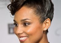Trend an updo idea that works for every length short hair updo Quick Updos For Short Black Hair Ideas