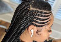 Trend cornrows braided hairstyles 2019100 best black braided African American Hair Braids Cornrows Ideas